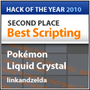 pokemon rom hack awards