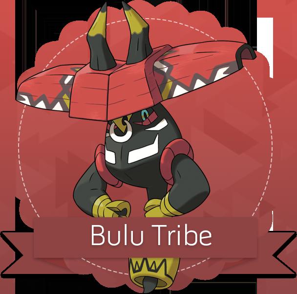 Tribe Bulu Logo