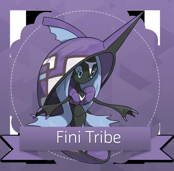 Tribe Fini Logo
