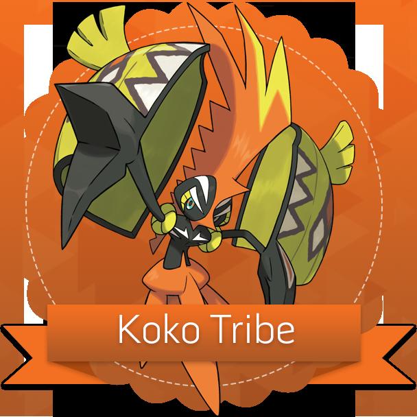 Tribe Koko Logo