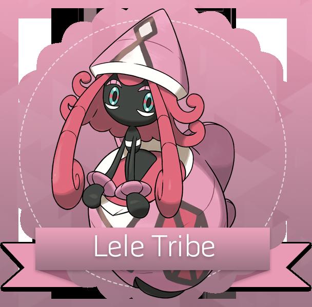 Tribe Lele Logo